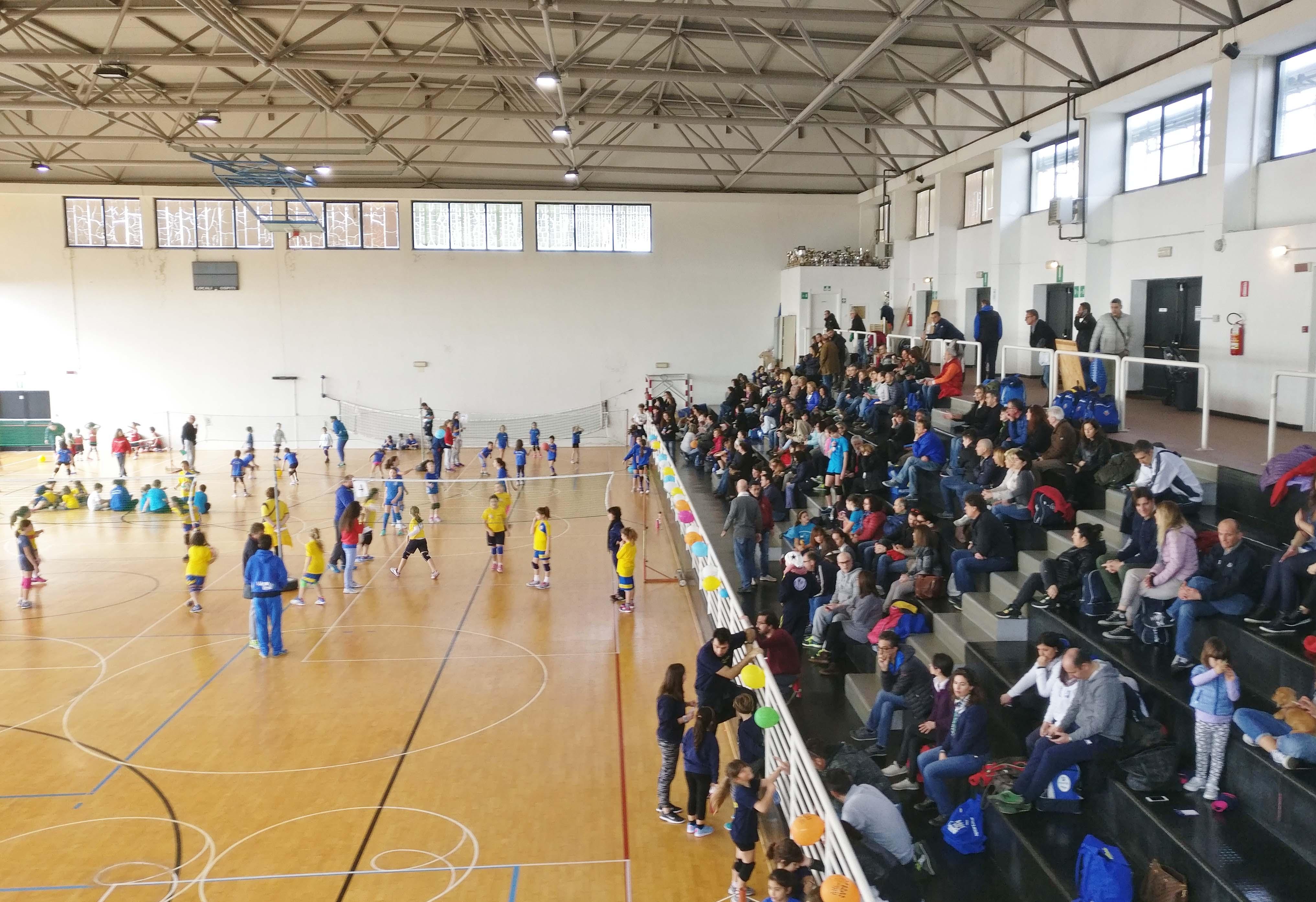 Grande torneo Minivolley 2017