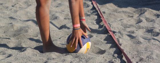 Celle Ligure beach volley