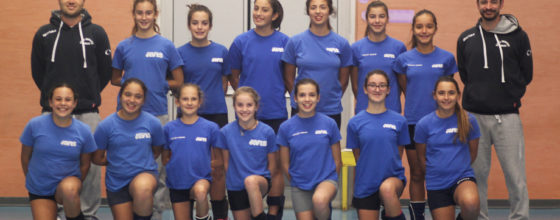 Celle Varazze pallavolo Under 13