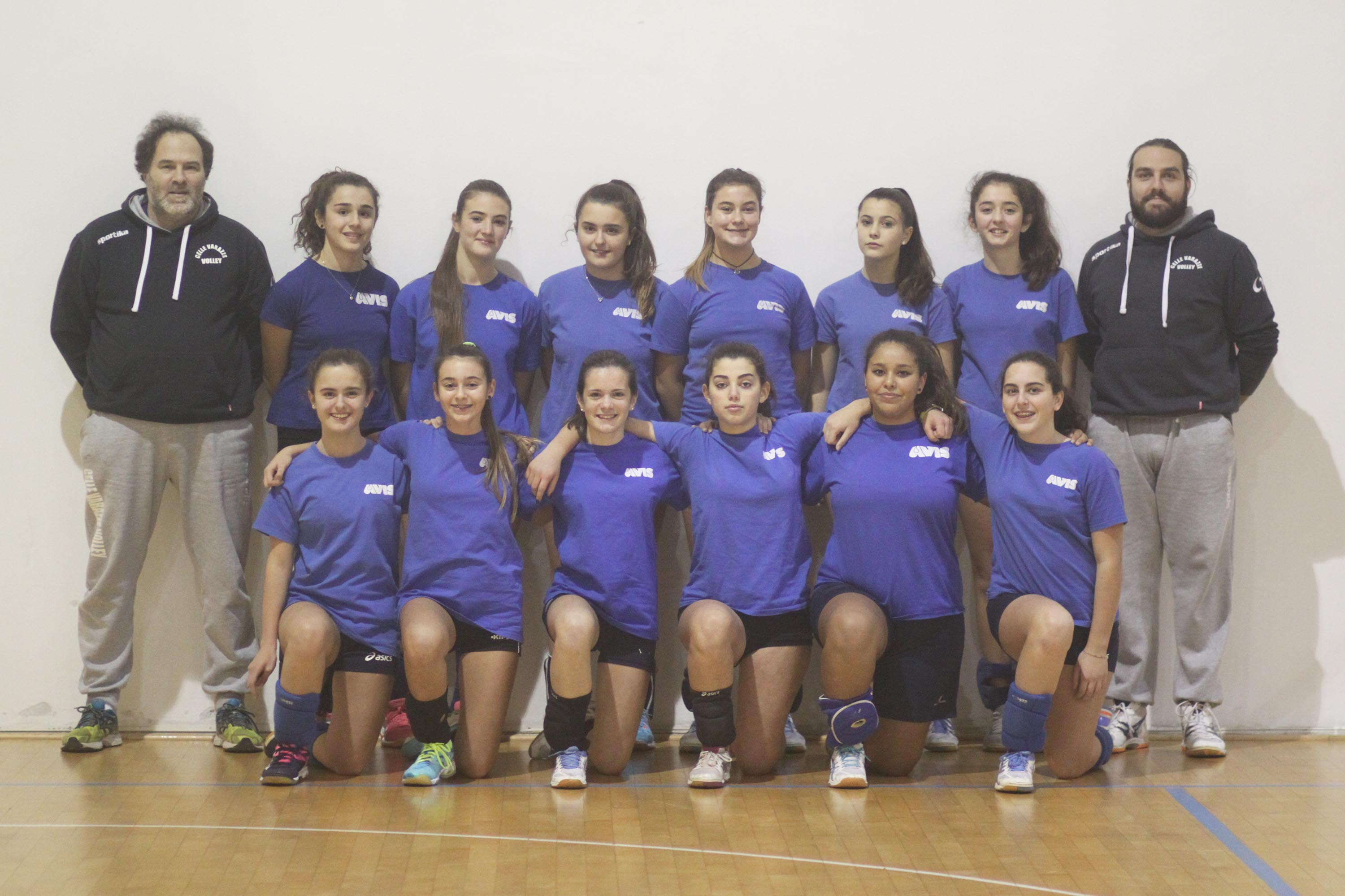 Celle Varazze Volley Under 14