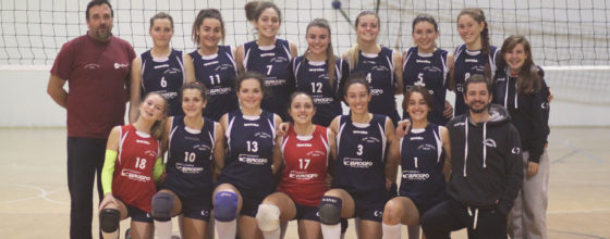 Celle Varazze Volley prima squadra