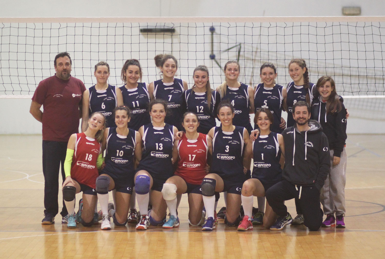 Celle Varazze Volley prima squadra