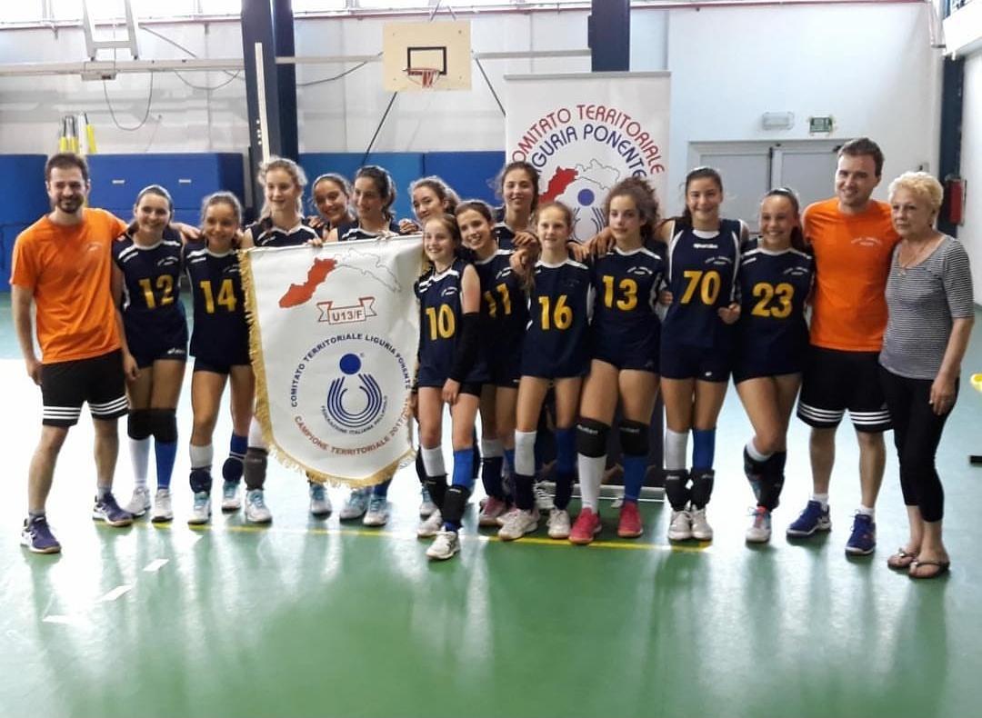 Celle Varazze Volley campione
