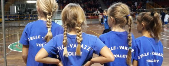 Celle Varazze Minivolley