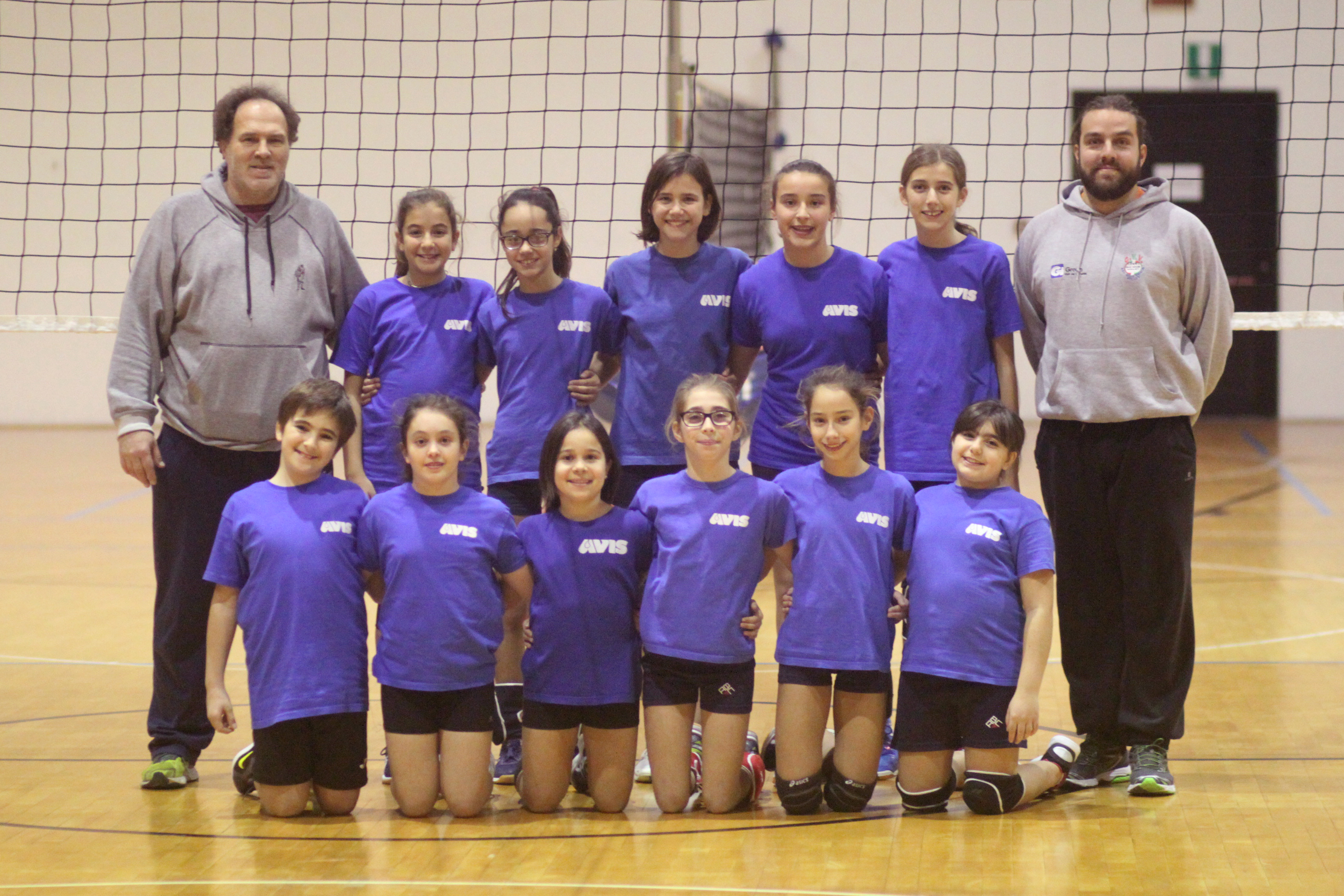Under 12 Celle Varazze pallavolo