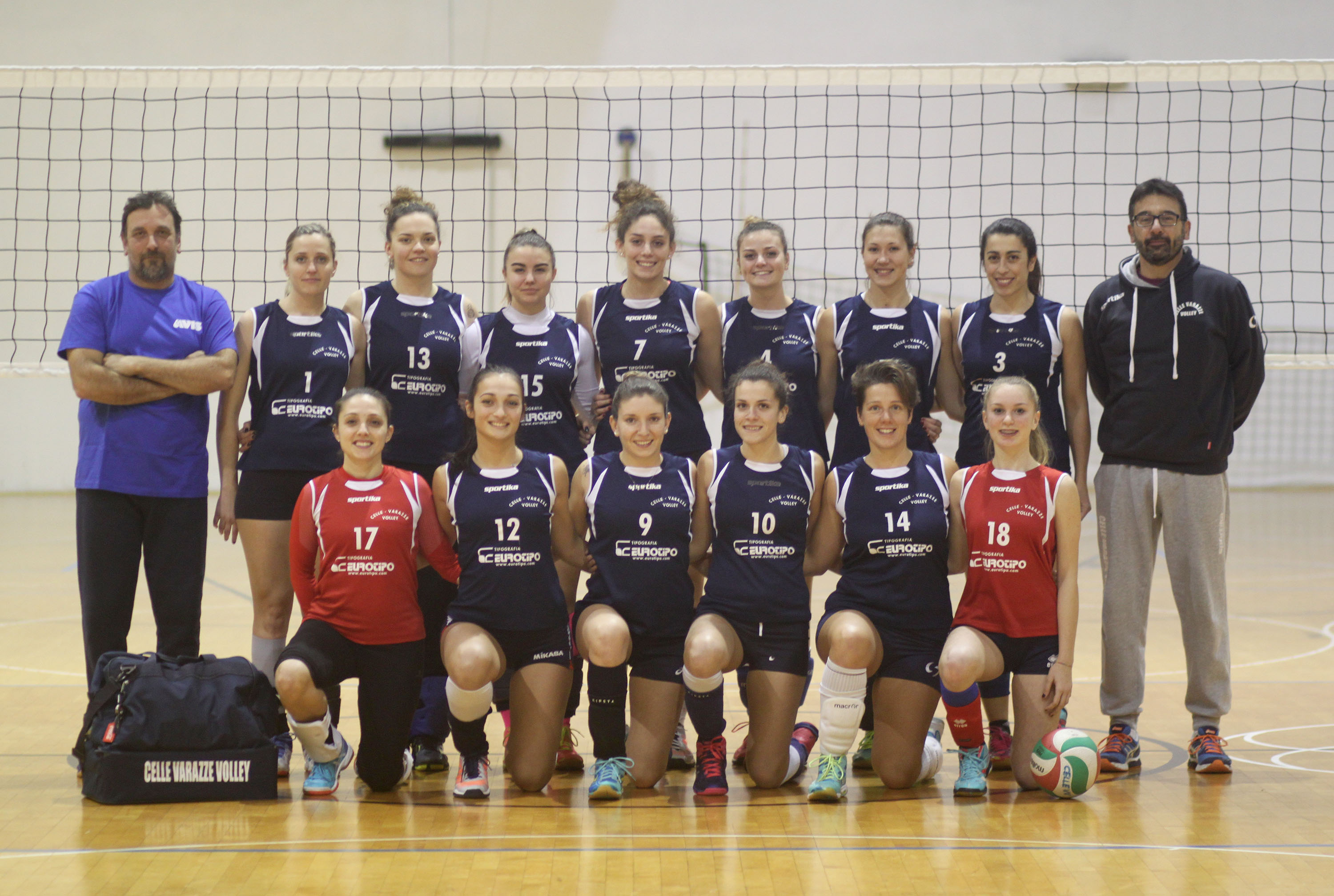 Celle Varazze Volley serie D