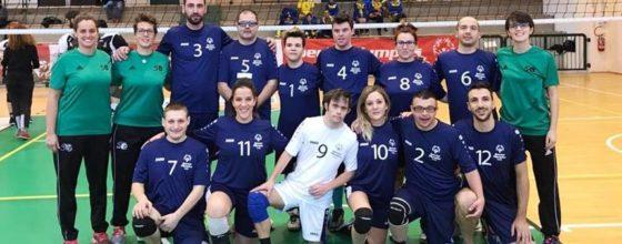 Special Olympics pallavolo