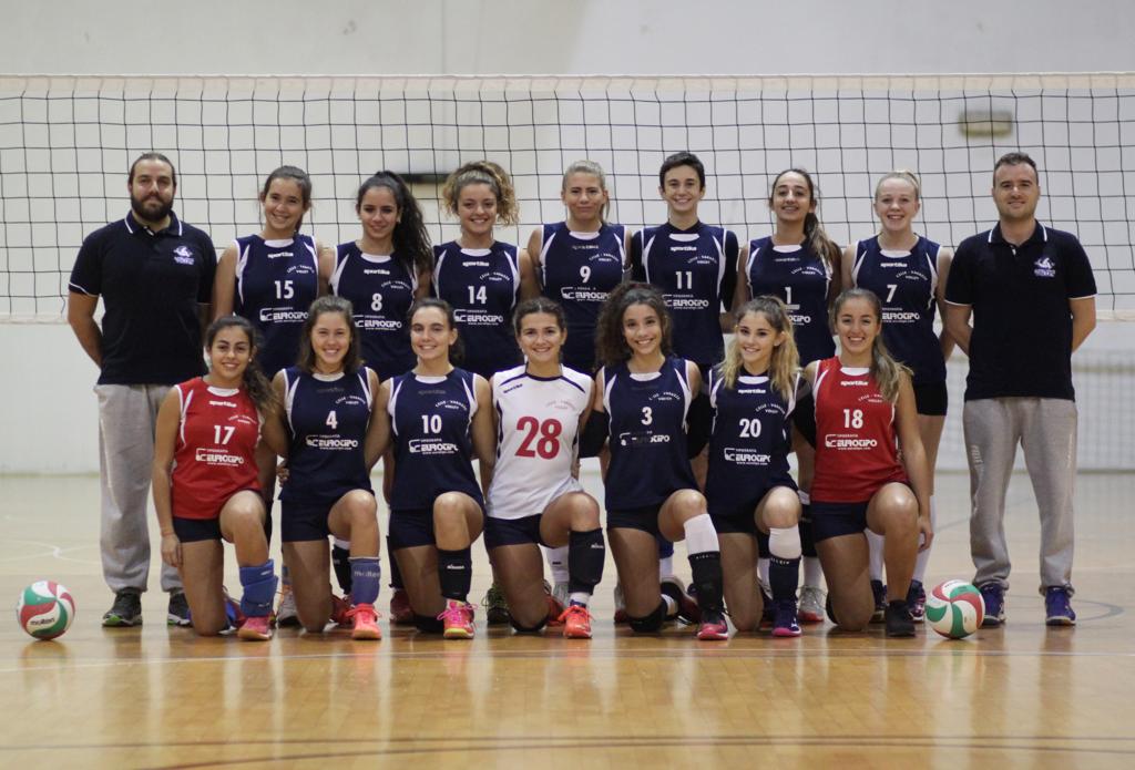 Celle Varazze Volley 1° divisione femminile
